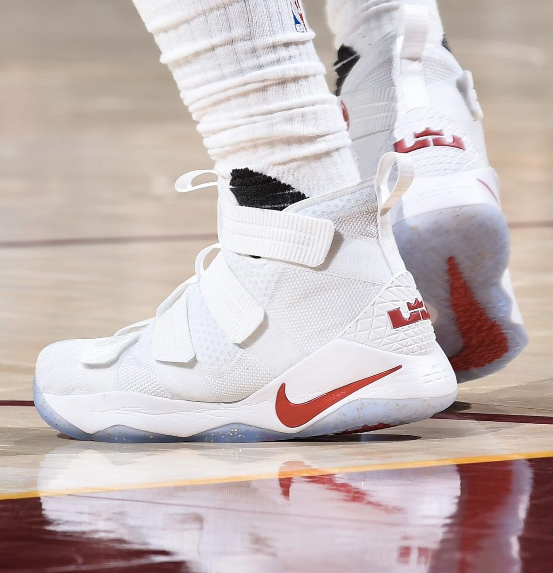 18063241bc2 Every Nike Sneaker Worn By LeBron James In The NBA Finals