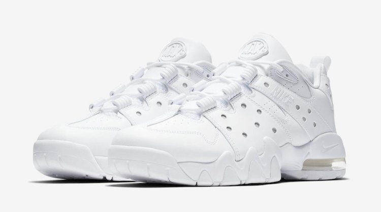 "8acb9704cd The Nike Air Max2 CB Low ""Triple White"" Will Be Releasing This Summer"
