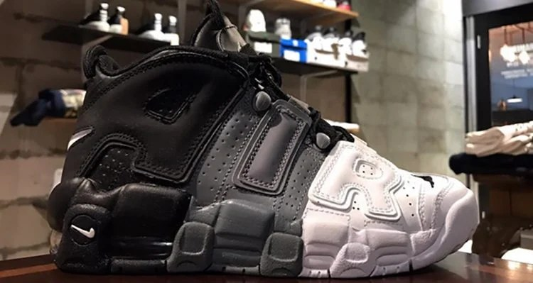 "Nike Air More Uptempo ""Tricolor"""