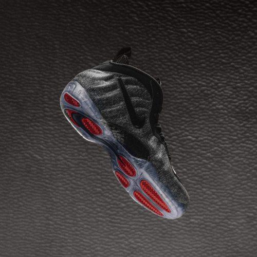 """Nike Foamposite Pro """"Tech Fleece"""""""
