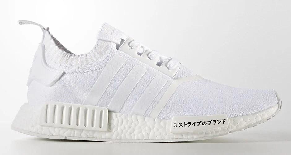 Adidas Nmd Pk Triple White