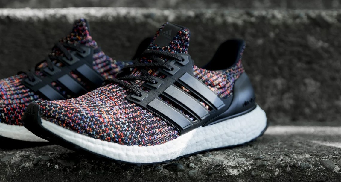 "adidas Ultra Boost 3.0 ""Multicolor"""