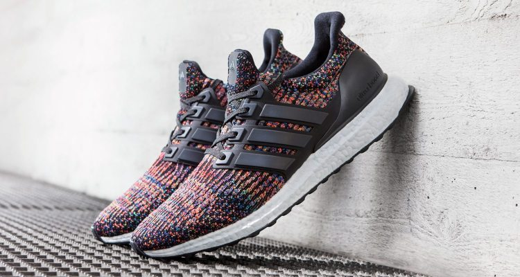 """newest 0376c 8a428 """"Multicolor"""" adidas Ultra Boost 3.0 LTD Releases Overseas First"""