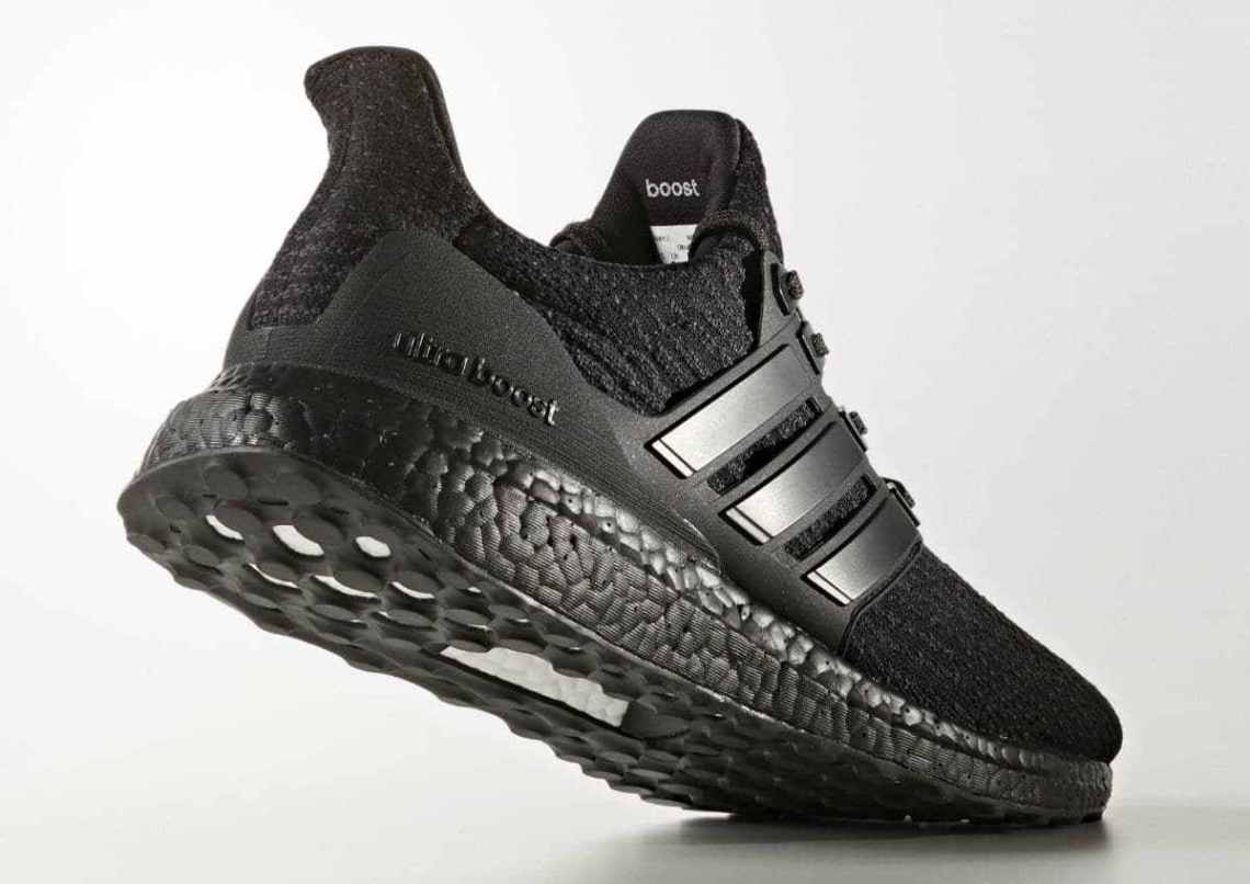 "adidas Ultra Boost 3.0 ""Triple Black"""
