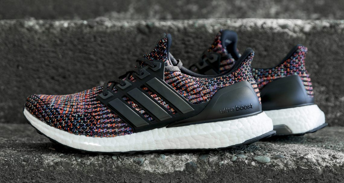 "adidas Ultra Boost 3.0 ""Multicolor"