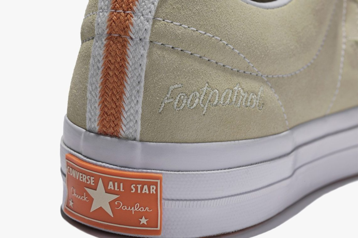 Footpatrol x Converse One Star