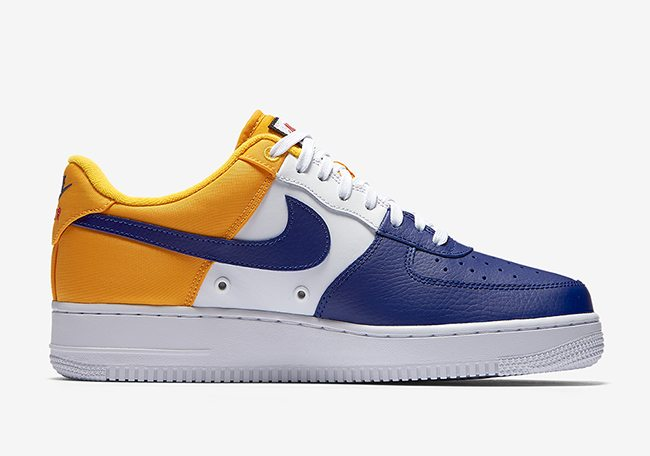 "Nike Air Force 1 Low Mini Swoosh ""FC Barcelona"""