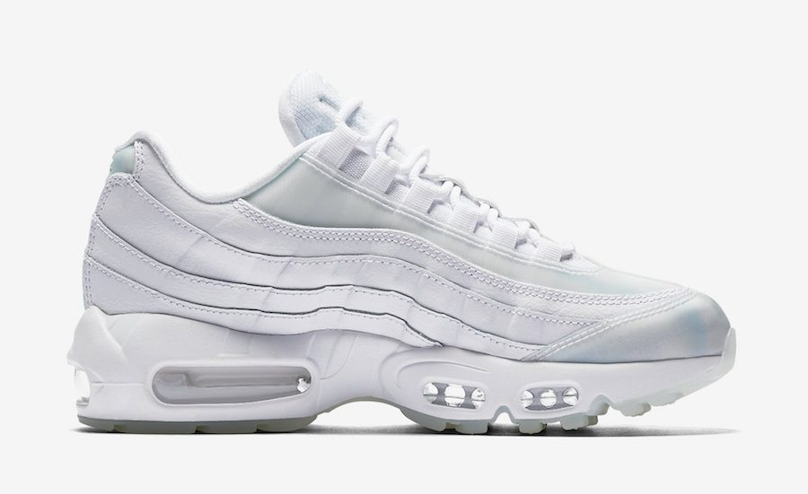 "Nike Air Max 95 ""White Ice"""