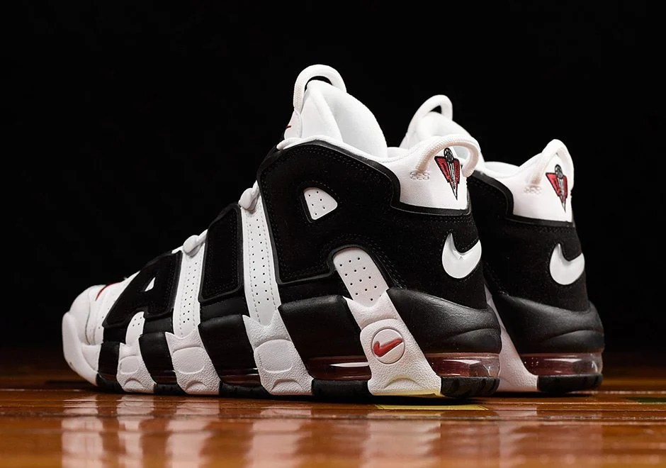 014336d9e9 Scottie Pippen's Logo Returns on New Nike Air More Uptempo Colorway ...