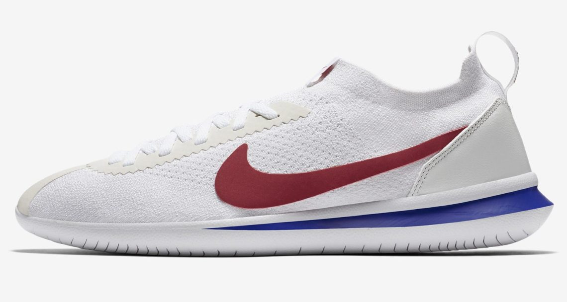 "outlet store aed7c 8ad16 Nike Cortez Flyknit ""Forrest Gump"" Nike Cortez Flyknit"