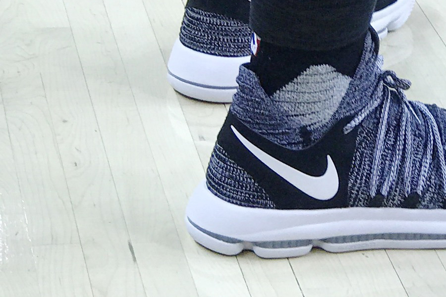"Nike KDX (KD 10) ""Oreo"""