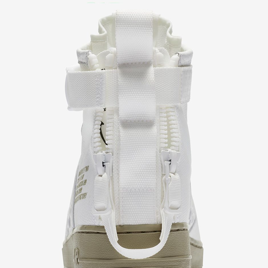 "Nike SF -F1 Mid ""Ivory"""