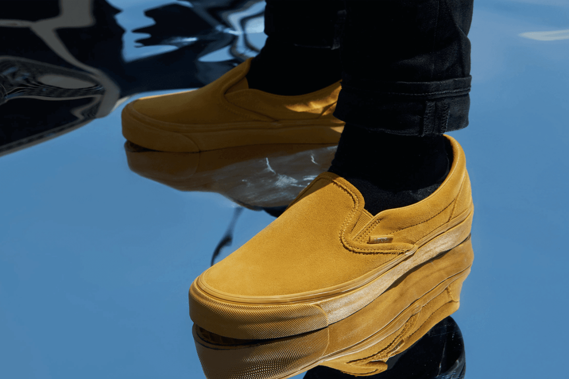 "Opening Ceremony x Vault by Vans ""Oh Sooo Suede Pack"""