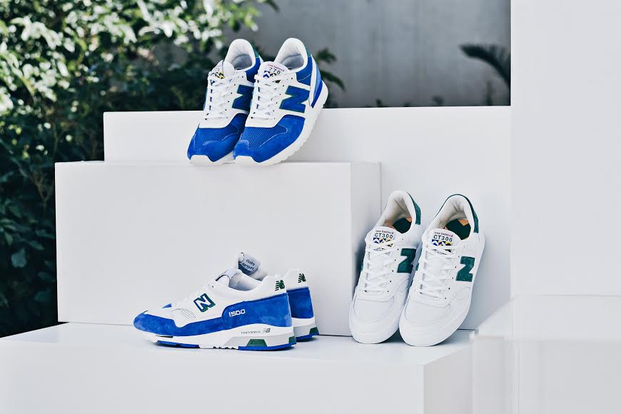 """New Balance Made in UK """"Cambrian"""" Pack"""
