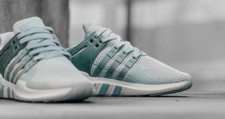 Adidas Originals Women's EQT Support ADV Tactile Green