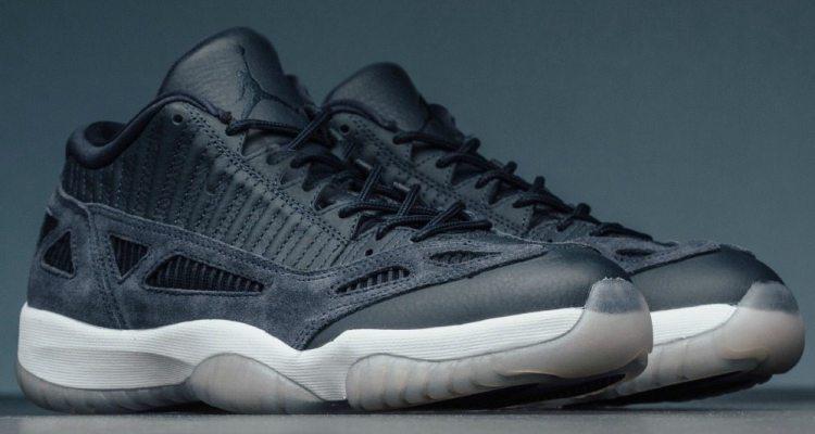 """Air Jordan 11 Low IE """"Obsidian"""" // Release Date"""