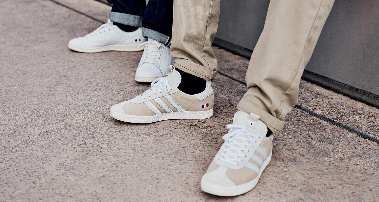 Alife e starcow con scarpe da ginnastica adidas consorzio scambio belle scarpe