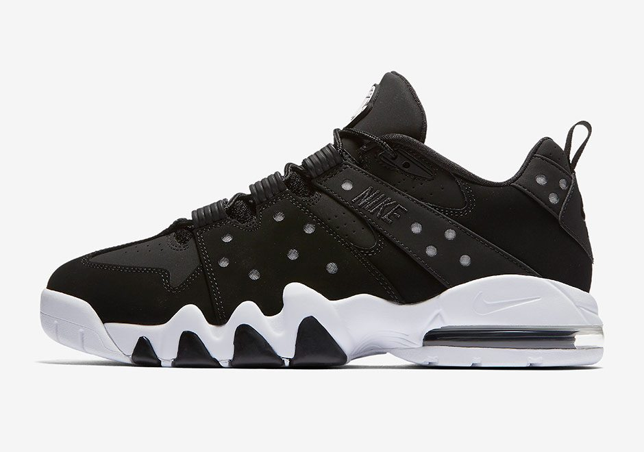 best website 7ec54 05cff ... real nike air max2 cb 94 black white 21fee af289