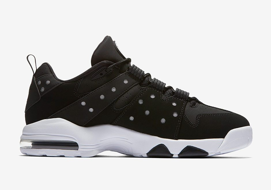 best sneakers 1b05a 02140 Nike Air Max2 CB '94 Low Black/White Releasing Soon | Nice Kicks