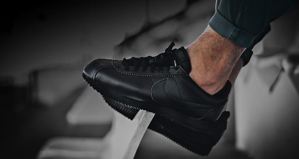 fashion styles run shoes new styles Nike Cortez Leather