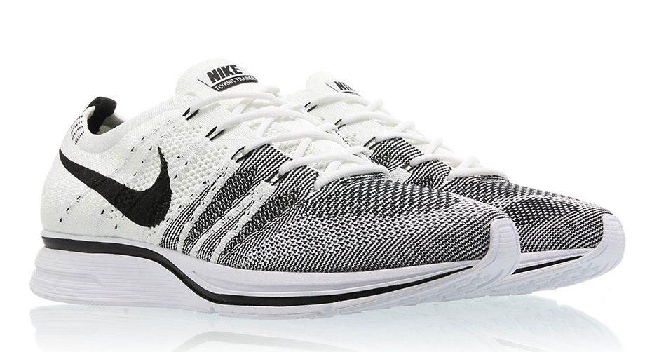 9742829d76e Nike Flyknit Trainer White Black Returns Next Week