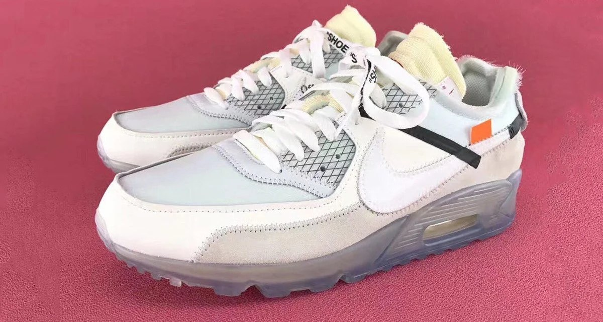 db327803720e Another Look at the OFF-WHITE x Nike Air Max 90