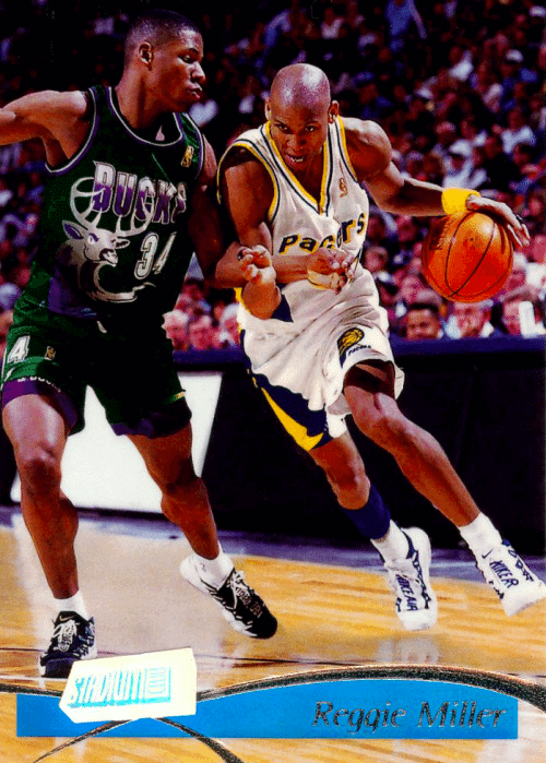 Reggie Miller - Nike Air Money