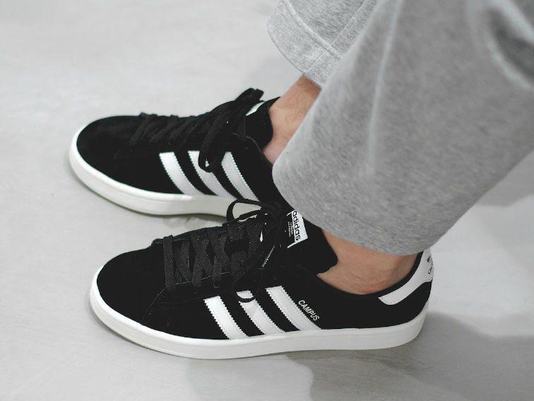 5e9805f3c8dd ... Black adidas Campus Adidas-SkateboardingCampusVulcIIblackblack2 .