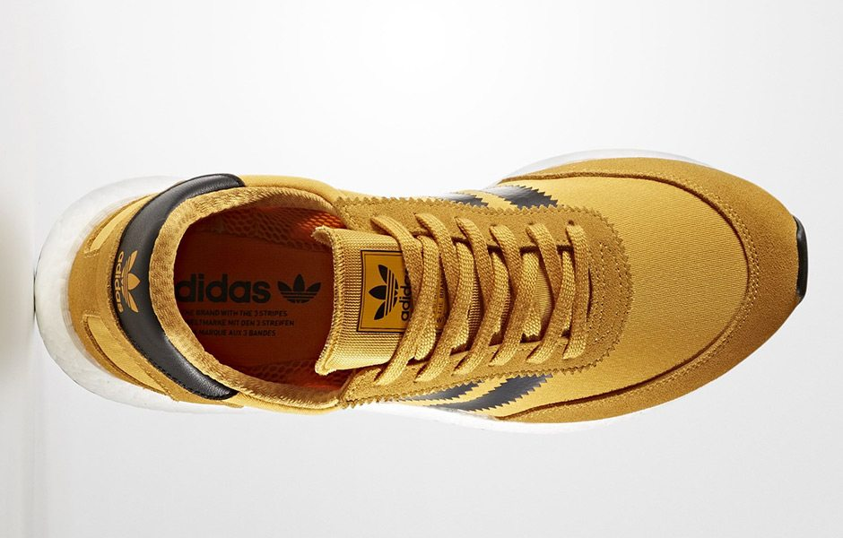"adidas Iniki Runner ""Goldenrod"" adidas Iniki Runner"