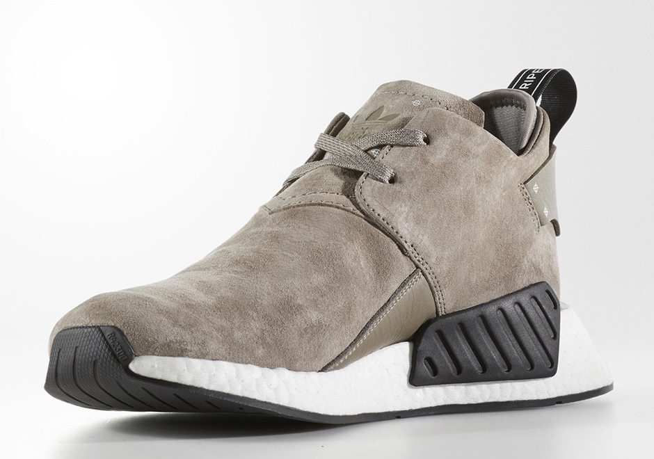 ea2959c34 adidas NMD CS2 is Dropping in Suede Execution