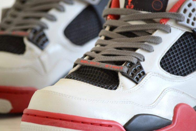 Air Jordan 4 NES Custom