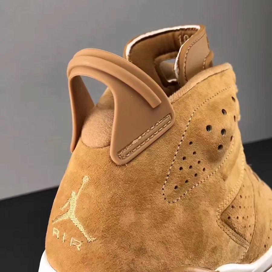 "Air Jordan 6 ""Golden Harvest"""