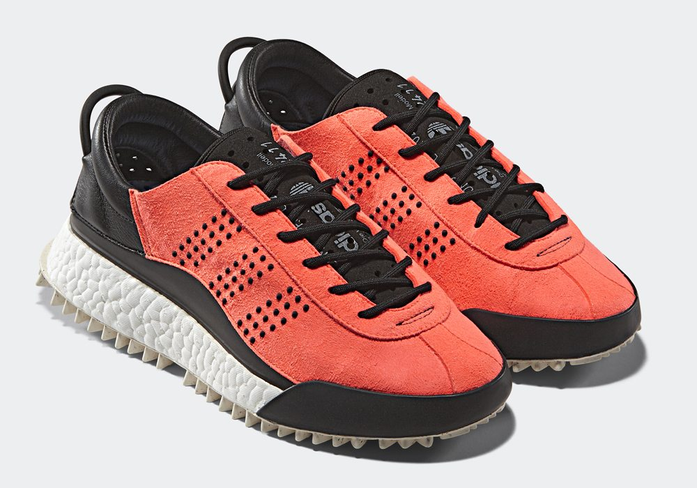 save off cd47e d14b6 ... Alexander Wang x adidas AW Hike Lo