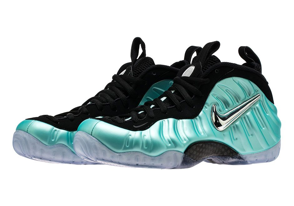 "Nike Air Foamposite Pro ""Island Green"""