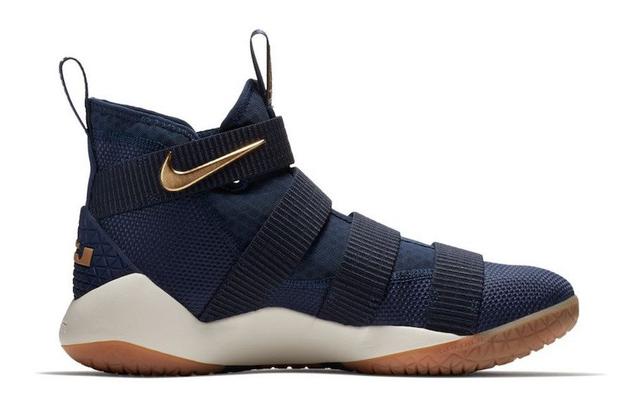 "Nike LeBron Soldier 11 ""Cavs"""