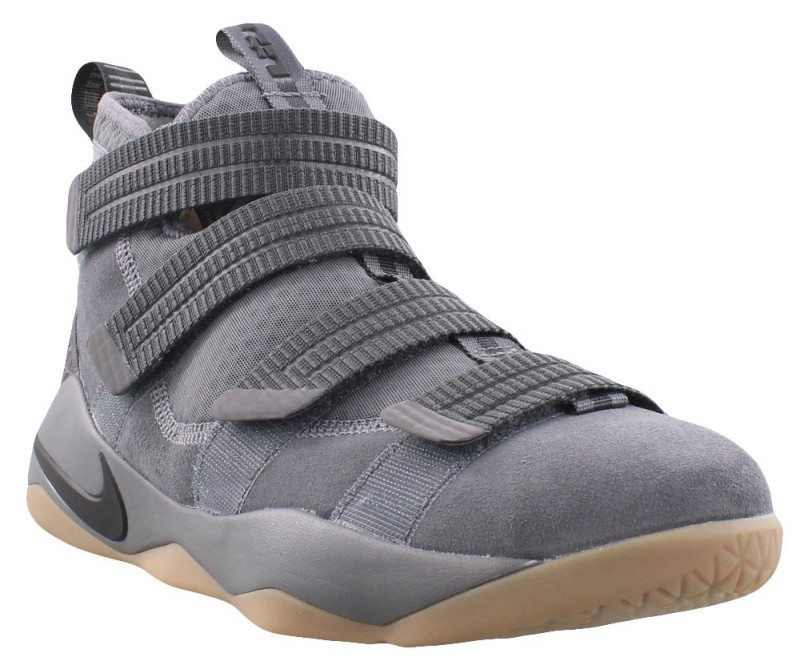 "Nike LeBron Soldier 11 ""Grey"""
