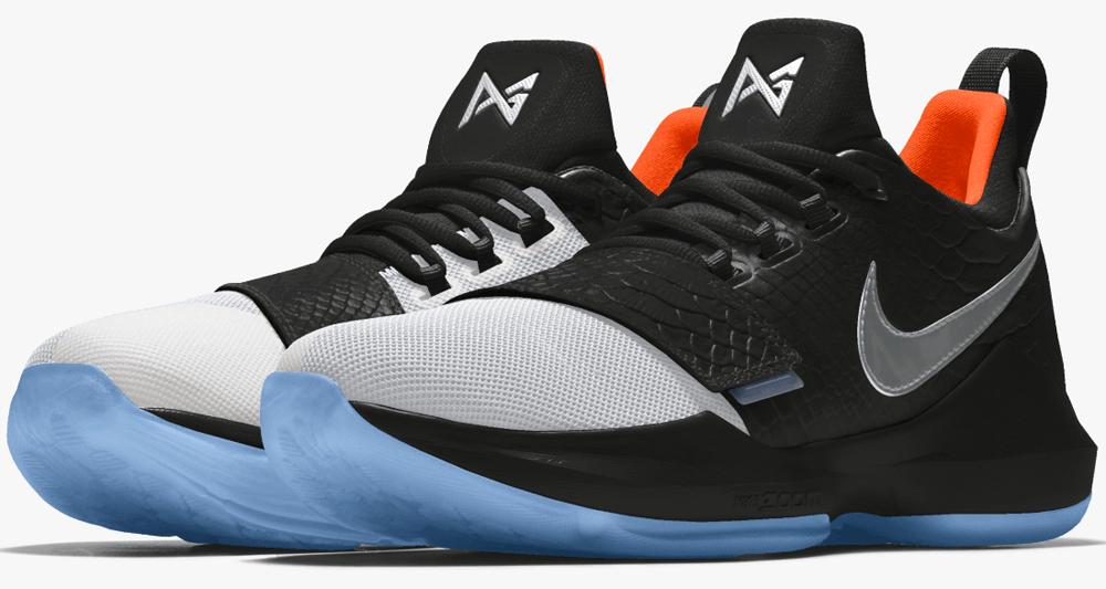a146f75ba53c The Nike PG1 Just Hit iD in OKC Colors