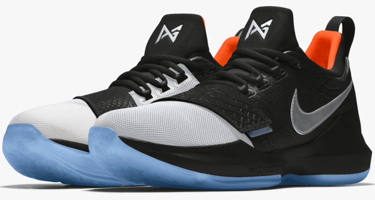 baa67db726f4 Paul George shoes
