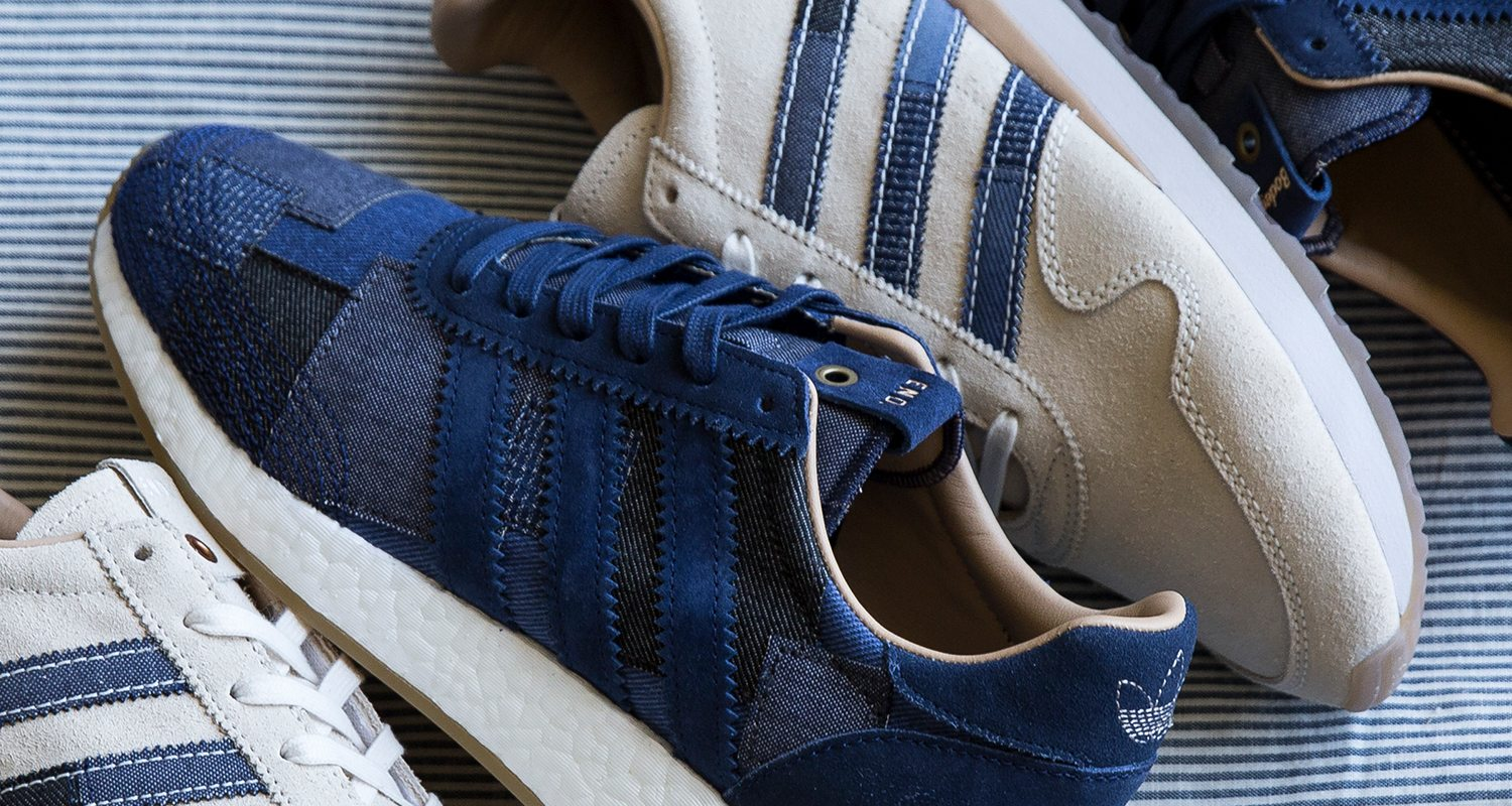 """END x Bodega x adidas Consortium """"Patchwork"""" Pack    Available Now ... f4062e46f"""