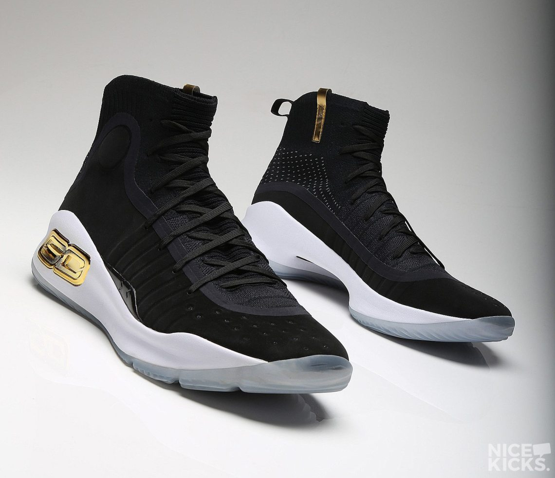 Under Armour Curry 4 Finals PE (photo by Nick DePaula/Nice Kicks)