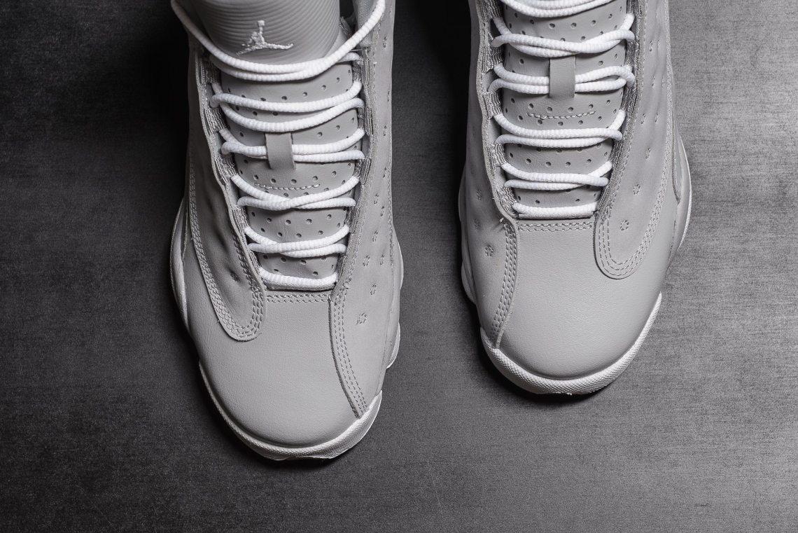 "Air Jordan 13 ""Wolf Grey"""