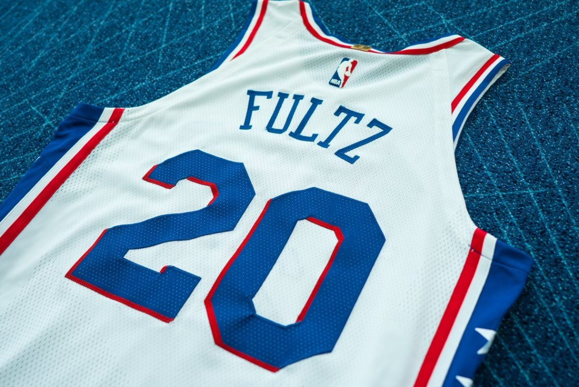 Modeled by Markelle Fultz and slated to be seen on the likes of Ben Simmons f4def17ae