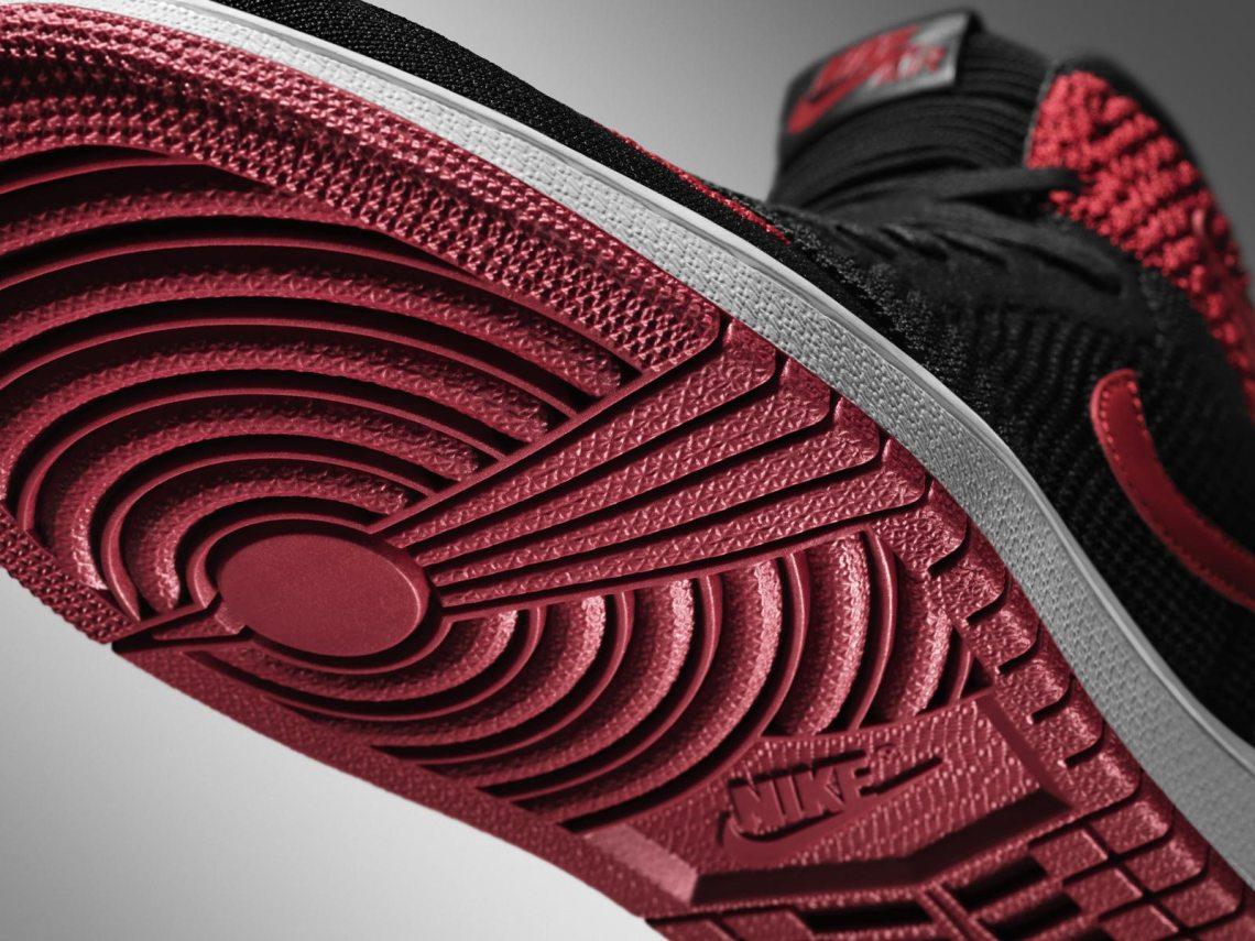 Air Jordan 1 Flyknit