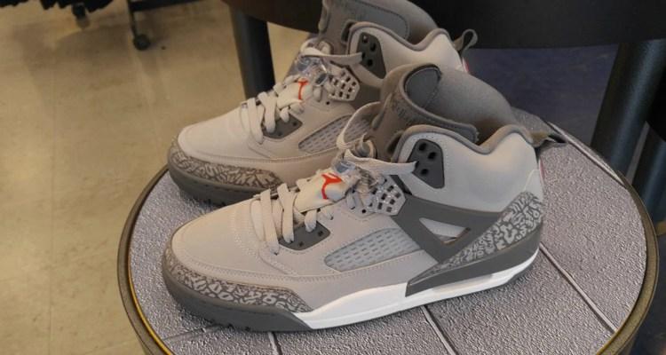 "Jordan Spizike ""Cool Grey"""