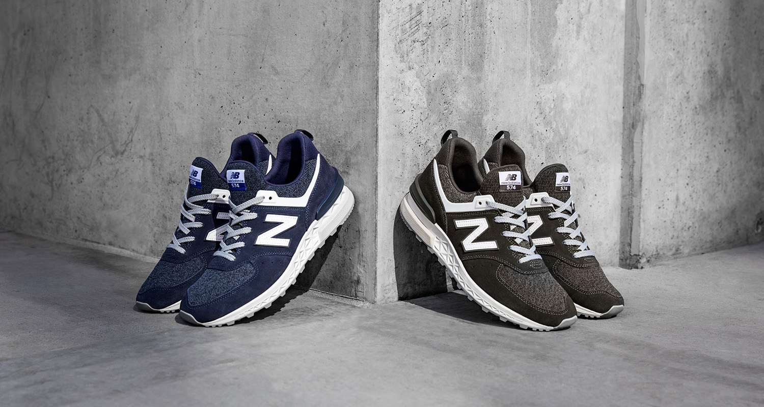 a7def06790eb New Balance 574 Sports Arrives in New Colorways Soon