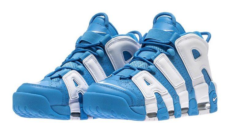 "Nike Air More Uptempo ""University Blue"""