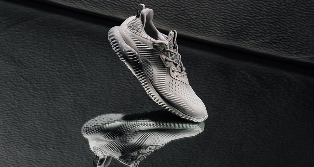 new style ede30 c8804 Reigning Champ x adidas AlphaBOUNCE // Available Now | Nice ...