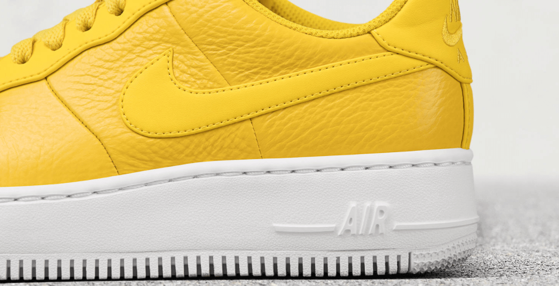 """Nike Air Force 1 Upstep """"Bread & Butter"""" Pack"""