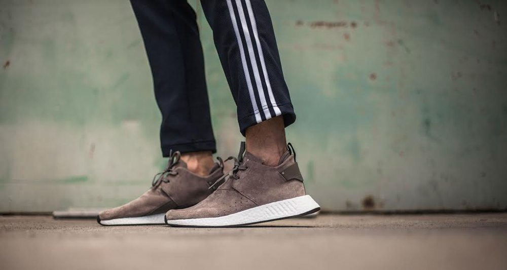 b2ae038cc adidas NMD CS2 Updated with Brown Suede Execution