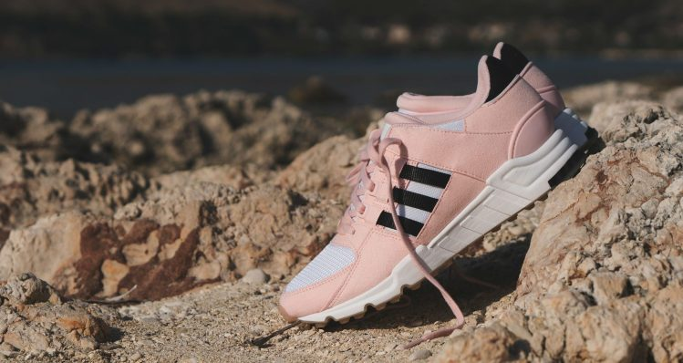 """Adidas EQT """"Support RF"""" Icey Pink"""
